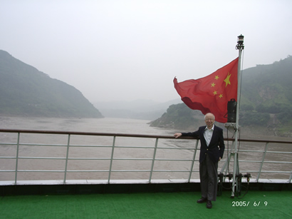 Yi-Fu Tuan on the Yangtze