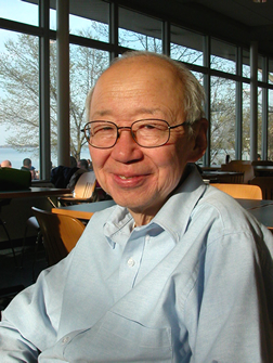 Yi-Fu Tuan, April 15, 2005